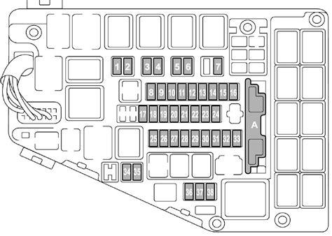 F 15e Engine Compartment Diagram by Subaru Legacy 2016 Fuse Box Diagram Auto Genius