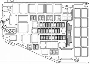 Subaru Legacy  2016  - Fuse Box Diagram