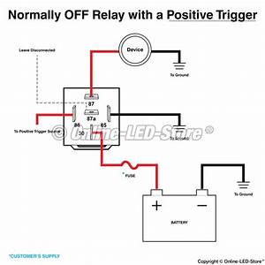 5 pin bosch relay wiring diagram wiring diagram and With wire diagram relay