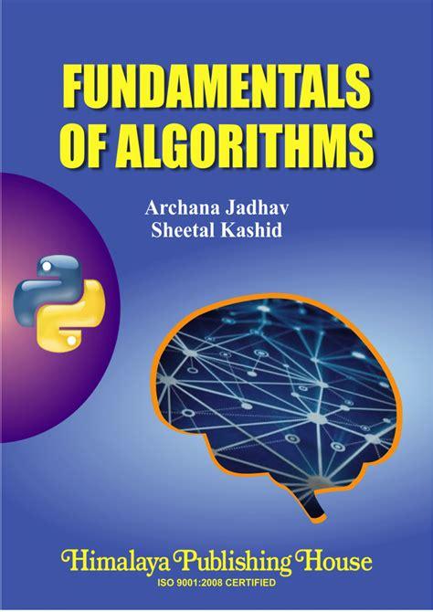 (PDF) Fundamentals of Algorithm