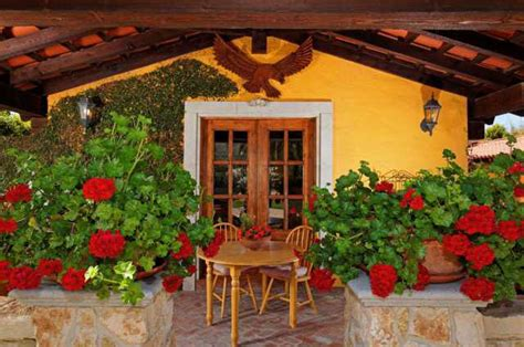 spanish colonial hacienda style home   touch  tuscany idesignarch interior design