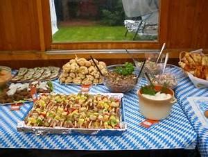 Oktoberfest Rezepte Buffet : leicht verfr htes oktoberfest f r 40 personen partyrezepte forum ~ Buech-reservation.com Haus und Dekorationen