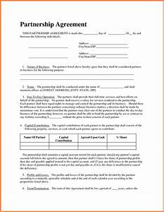 4 business partnership agreement template purchase With company partnership agreement template
