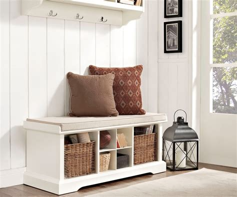 Entryway Bench With Coat Rack Target — Stabbedinback Foyer