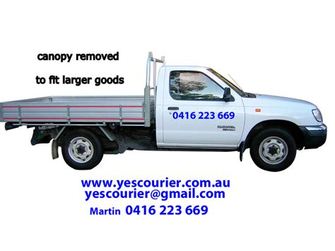 Yes Courier In Upwey, Melbourne, Vic, Couriers