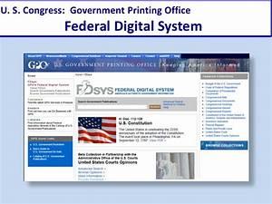 Gpo  U  S Fdsys User Manual