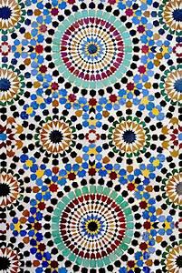Traditional, Islamic, Mosaic, Stock, Image, Image, Of, Design