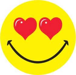 Happy Face Heart Eyes