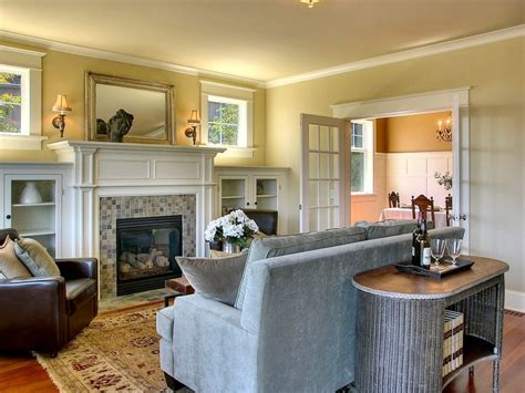Living Room Fireplace : 44 Charming Living Rooms With Fireplaces