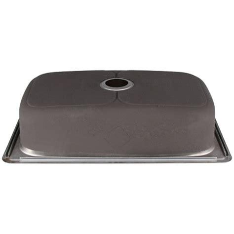 single kitchen sink accessories ticor s994 overmount stainless steel single bowl kitchen