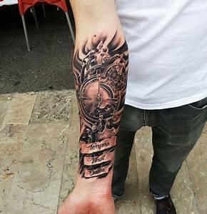 Tattoo Unterarm Schrift : pin von alina schierstedt auf unterarm tattoos pinterest tattoos forearm tattoos und tattoo ~ Frokenaadalensverden.com Haus und Dekorationen