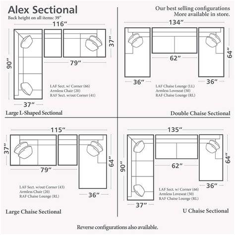 bassett furniture alex sofa bassett alex 3989 3989 lsect l shaped sectional sofa