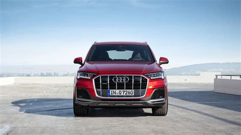 Audi Q7 2020 Update by 2020 Audi Q7 Gets A Big Update New Styling And New