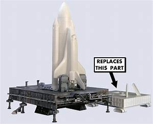 Space Shuttle Mobile Launcher Platform ...