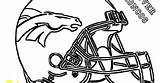 Broncos Denver Coloring Printable Drawing Getdrawings Horse Getcolorings Bowl Super sketch template