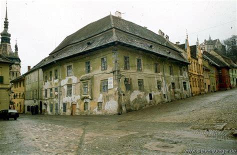 Bilder Von Schäßburg  Das Haus Mit Dem Hirschgeweih