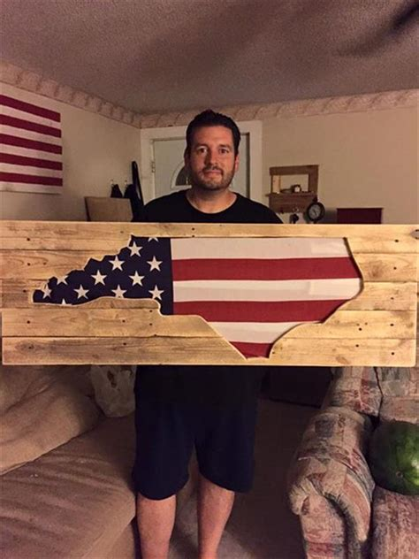 amazing diy pallet american flag ideas pallets designs