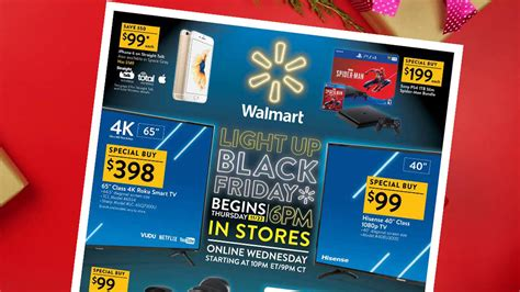 walmart best black friday 2018 deals to look out for on mobile app and sales