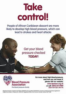 Free Blood Pressure Posters