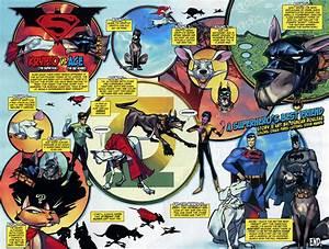Batman Family vs. Superman Family | Hugh Fox III
