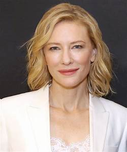 """Cate Blanchett on Her New Play, """"The Present,"""" and"""