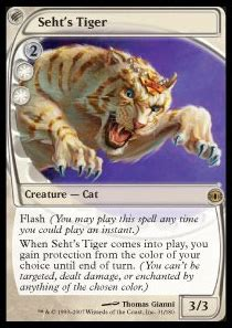 jareth cat tribal edh deck proxy mtg vault