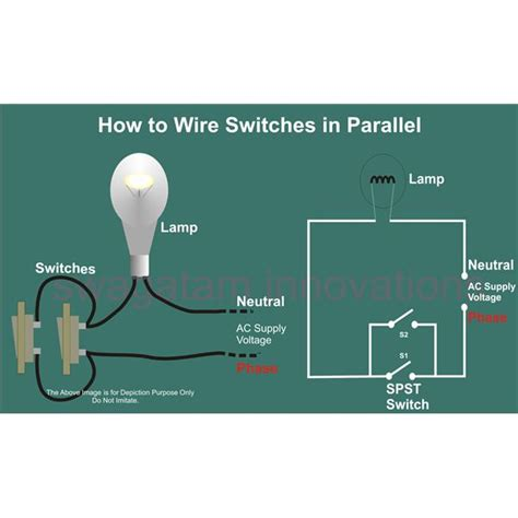 Home Wiring Connection Diagram