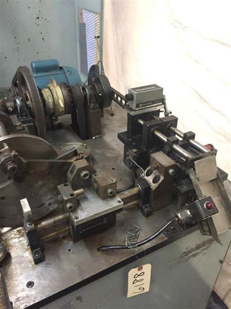 automatic paper clip machine fh machinery