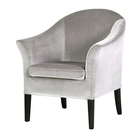 Black Bedroom Chair by Deauville Silver Velvet Chair Crown Furniture
