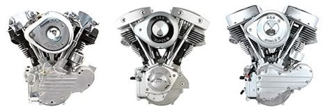 What Is The Difference Between A Shovelhead, A Panhead