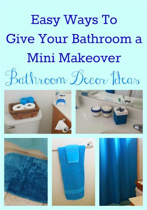 diy bathroom decor ideas easy bathroom decor ideas