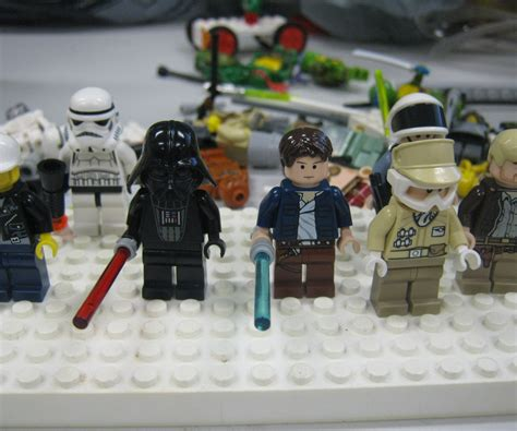 How To Do A Lego Star Wars Stop Motion Animation