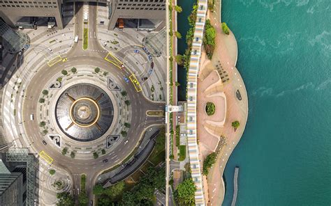 Beautiful Drone Photos Of The Most Expensive City In The World
