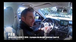 Nouvelle Mercedes Classe C : nouvelle mercedes classe c 2014 propos du design ~ Melissatoandfro.com Idées de Décoration