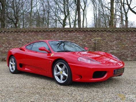 360 Modena For Sale by 1999 360 Modena F1 For Sale 6002 Dyler