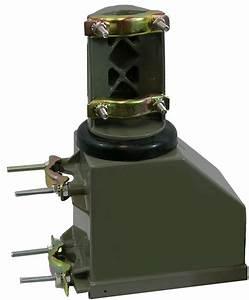 Channel Master 9521a 9521 Antenna Rotor Rotator Motor Only