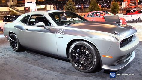 Challenger Ta 392 by 2017 Dodge Challenger Ta 392 Exterior And Interior