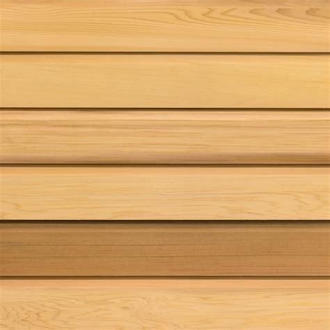 Western Cedar Shiplap - western cedar select no 2 clear better grade shiplap