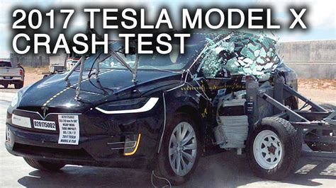Tesla Model X = Safest SUV Ever, Because Some Humans Have