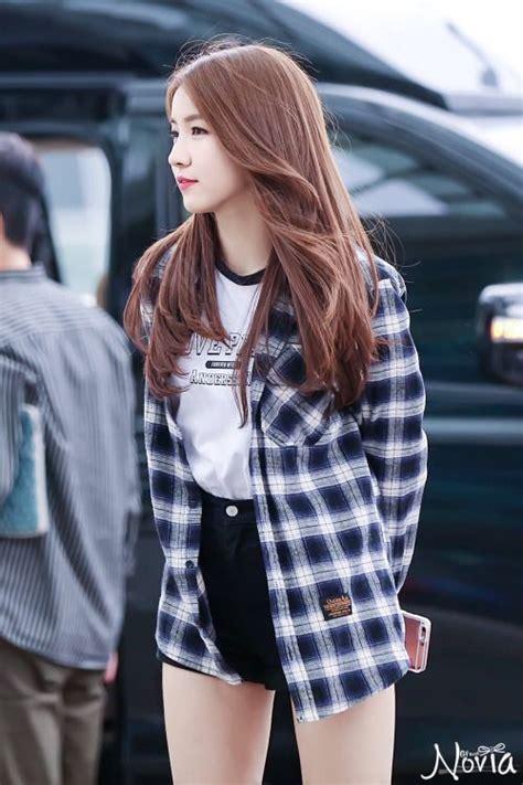 gfriend sowon fashion kpop korean and