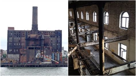 Domino Sugar Refinery - Where the Real Sugar was Made ...