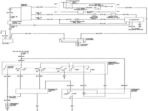 honda accord ignition switch wiring diagram wiring