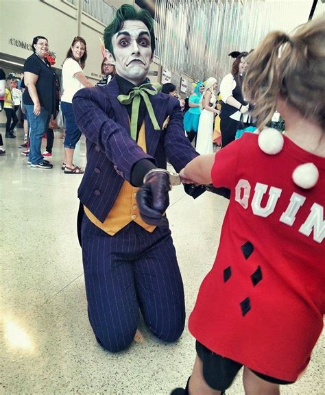 Harleys Joker Has Been Captured By Mini Quinn Comics