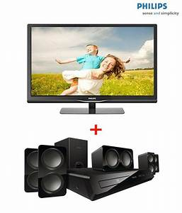 Buy Philips 81 cm (32) 32PFL4737 HD Ready LED Television ...