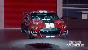 700 Horsepower Shelby GT500 Debut : Detroit Muscle