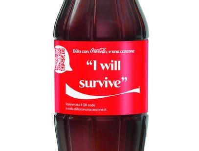 si鑒e social coca cola coca cola torna a personalizzare le bottiglie con la cagna dilloconunacanzone engage it