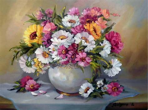 pintura moderna y fotograf 237 a 237 stica pinturas famosas de flores al 211 leo anca bulgaru