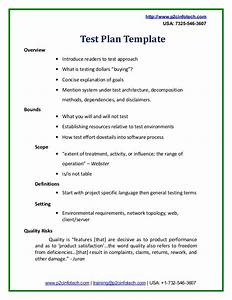 sample test plan document images frompo With sample test strategy document template