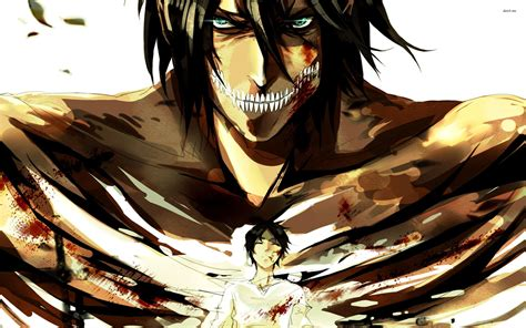 Anime Wallpaper Attack On Titan - attack on titan hd wallpaper and background image