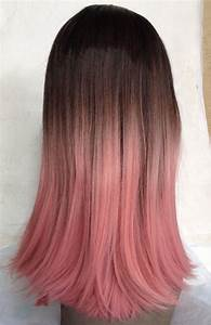 Images Of Ombre Hair Brown To Pink Summer